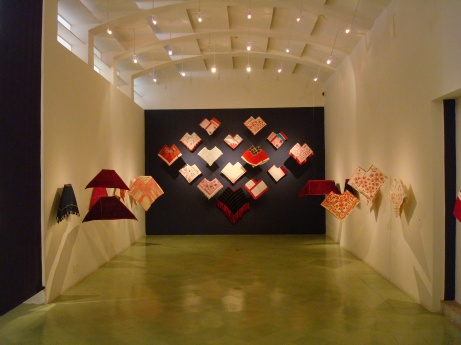 Exhibition at the Museo Textil de Oaxaca. Photos courtesy the Museo Textil de Oaxaca.