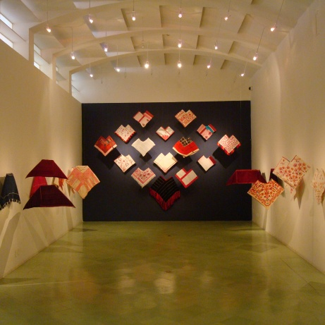Exhibition at the Museo Textil de Oaxaca. Photos courtesy the Museo Textil de Oaxaca.