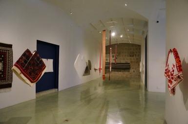 The exhibition René Ramírez Ordóñez, coreógrafo y coleccionista veracruzano. Photo by Guo Jiang for WSN.