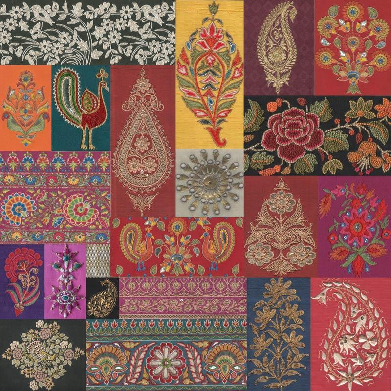 New Workshops Indian Embroidery Bandhani Dyeing November 15 20